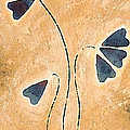 Zen Splendor - Dragonfly Art By Sharon Cummings. by Sharon Cummings