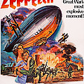 Zeppelin, Us Poster Art, Front by Everett