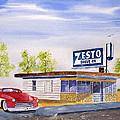 Zesto Drive In by Rich Stedman