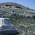 Zeus Lykaios Temple by Andonis Katanos