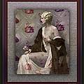 Ziegfeld Girl by Richard Laeton