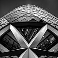 Zigzag (the  Gherkin) by Ahmed Thabet
