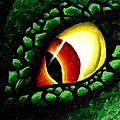 'zilla's Eye On You by Michael Ivy