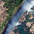 Zimbabwe, Victoria Falls by Kymri Wilt