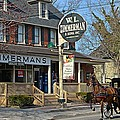 Zimmerman's Store Intercourse Pennsylvania by Tana Reiff