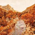 Zion National Park by Ken Cromer