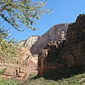 Zion Park Impression by Christiane Schulze Art And Photography