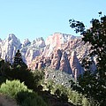 Zion Park Majestic View by Christiane Schulze Art And Photography