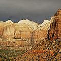 Zion Sunrise 3 by Lee Kirchhevel