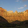 Zion Sunrise by Lee Kirchhevel