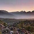 Zion Sunrise by Leland D Howard