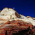 Zions Mount by Tayne Hunsaker