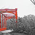 Zoar Bridge by Melinda Pettery