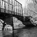 Zoar Iron Bridge by Jack R Perry