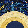 Zodiac Moon by Lynn Bywaters
