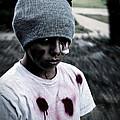 Zombie Kid by Trish Mistric