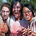 Zombie Run Nola 24 by Kathleen K Parker