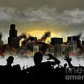 Zombie by Thomas OGrady