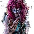 Zombie Want You by John Haldane
