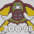 98 Kzew Radio Logo by Donna Wilson