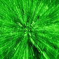 Zoom In Green by Paul Wilford