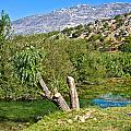 Zrmanja River And Velebit Mountain by Brch Photography