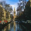 Zuiderkerk by Bob Phillips