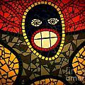 Zulu Man In Lomo by Kelly Awad
