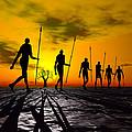 Zulu Warrior Trek by Walter Oliver Neal