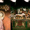 Zuthrul Phug Monastery Milarepas Cave by Raimond Klavins
