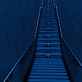A Long Narrow Flight Of Stairs by Lawren Lu