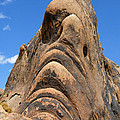 Alabama Hills Monster by Chlaus Loetscher