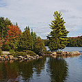 Algonquin - Canoe Lake by Pat Speirs