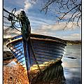 Blues - Boat by Beverly Cash