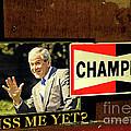 Champ Not Villain by Joe Jake Pratt