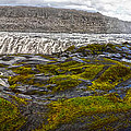Detifoss Waterfall In Iceland - 03 by Gregory Dyer