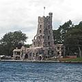 Island Castle by Sonali Gangane