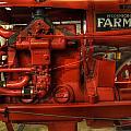 Mccormick Tractor - Farm Equipment  - Nostalgia - Vintage by Lee Dos Santos