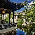 Ny Secret Chinese Garden by Val Black Russian Tourchin