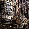 Park Slope Building 33 Take 4 by Val Black Russian Tourchin