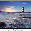 Penmon Point Lighthouse by Beverly Cash