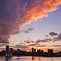 Port Of Montreal by Mircea Costina Photography
