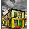 Relics - Old Pub by Beverly Cash