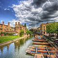 River Cam - Cambridge by Yhun Suarez
