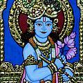 Tanjore Painting by Vimala Jajoo