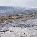 The Beach Mols by Janus la Cour