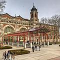 The Ellis Island Immigration Museum by Jiayin Ma