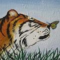 '' Tiger Colors'' by Mccormick  Arts