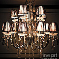Vintage Chandelier  by Chavalit Kamolthamanon