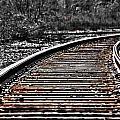 0003 Train Tracks by Michael Frank Jr